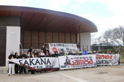 Altsasuko Gamesa lantegia legez kanpo itxi zutela ebatzi du Espainiako Auzitegi Gorenak
