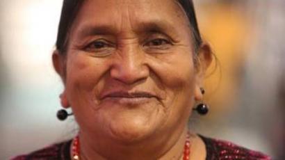 'Ruda': Guatemalako emakume enpoderatuak eta sendabelar eder hura