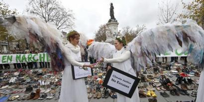 COP21: klimaren zero urtea?