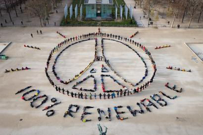 AEBen garaipena Parisen: gas isurpenak murrizteko planak ez dira lotesleak izango