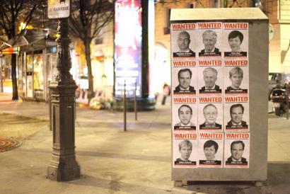 Zazpi �klima kriminalen� bisaiak, Parisko karriketan ikusgai
