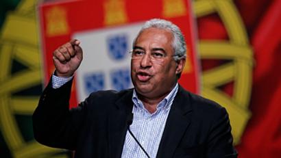 Austeritateari aurre egiten hasi da Portugalgo gobernu berria
