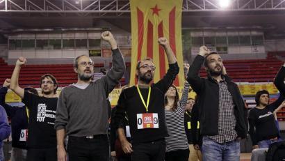 Erabakitzeko eskubidea indarturik irten da Katalunian
