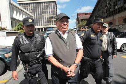 Guatemalako 18 militar ohi atxilotu dituzte 80ko hamarkadan 558 indigena hiltzeagatik