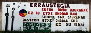 Errausketaren kontrako Gipuzkoako taldeek batzarra egingo dute larunbatean Zubietan