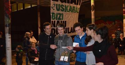 Egia auzoan euskaraz: lehen asteko txandan ondorio positiboak