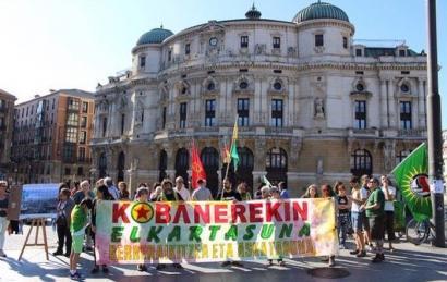 PKK kurduarekin lotura dutelakoan, hainbat lagun atxilotu ditu Espainiako Poliziak