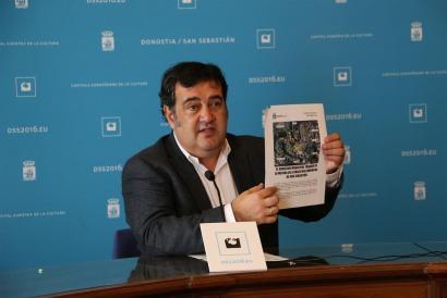 Lan-eskaintza: Donostia 2016k iritzi publikoarentzat pagaburuak behar ditu