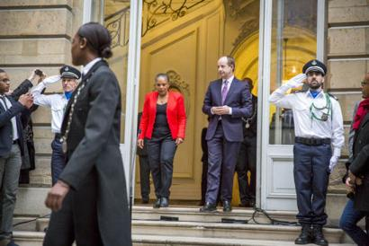 Jean-Jacques Urvoas izango da Frantziako Justizia ministro berria