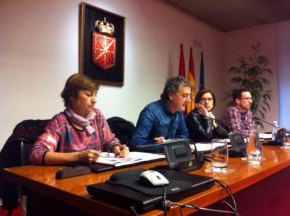 Sindikatuen gehiengoak LEParekin aurrera segitzeko eskatu dio Nafarroako Gobernuari