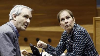 Aurrekontuak adostu dituzte Nafarroako Parlamentuan