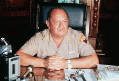Guatemalako diktadurako azken generala hil da