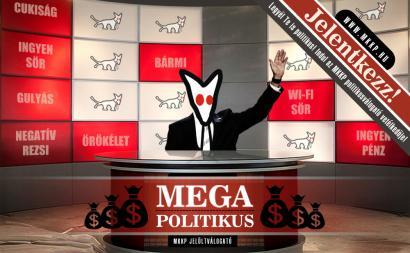 Hungariar umoristek alderdi politikoa eratu dute, neurri xenofoboen kontra