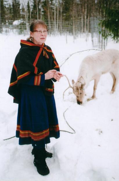 Sami herri indigenak bere lurraldearen gaineko eskubide batzuk berreskura ditzake