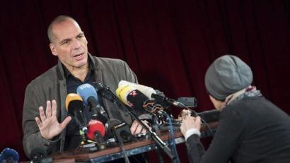 DiEM25 mugimendua aurkeztu du Yanis Varoufakisek Berlinen
