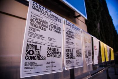 Mobile World Congress-i aurre egiteko lau egun Bartzelonan
