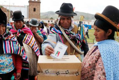 Ezezkoa Evo Moralesi: porrotaren zenbait gako