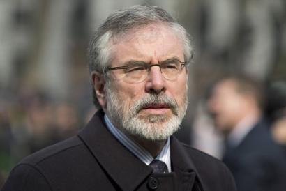 Alderdi-bitasunaren amaiera ekar dezake Irlandara Sinn Feinek