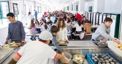 Eskola jantokien iruzurra ikertzeko eskatuko dio Eusko Jaurlaritzak fiskaltzari