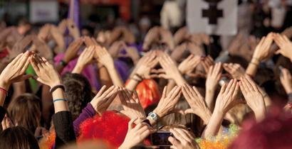 Martxoak 8: emakumeen eskubideen aldeko aldarria kaleetan