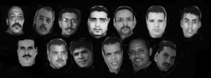 Gose greba mugagabea abiatu dute 13 preso politiko sahararrek