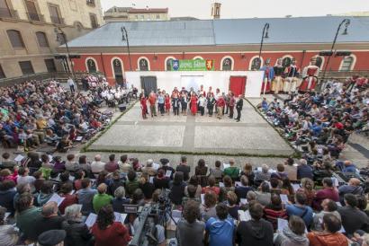 'Joxemiel Bidador' pastoralak irabazi du Lamien Urrezko Orrazia saria