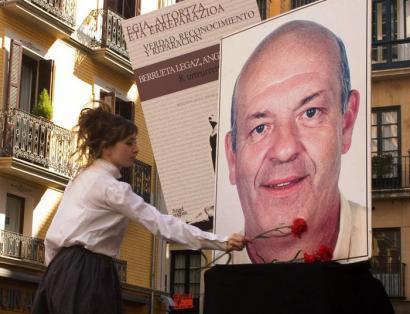 Angel Berruetaren omenaldian izango da Nafarroako Gobernua