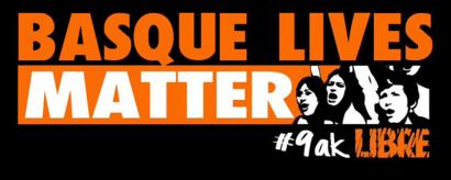 'Basque Lives Matter' kanpainarekin torturan oinarritutako epaiketa salatuko dute