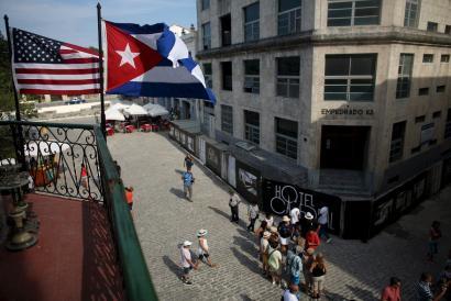 Obama Kuban: AEBak iraultzaren problemetako bat baino ez dira