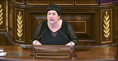 ARGIAren aurkako zigorra Espainiako Kongresura eraman du EH Bilduk