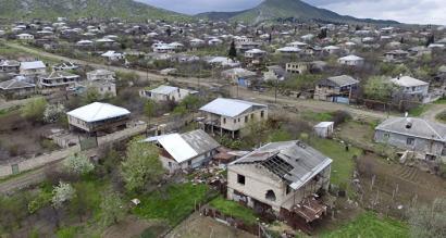 Karabaj Garaia: XXI. mendeko armeniar genozidioa
