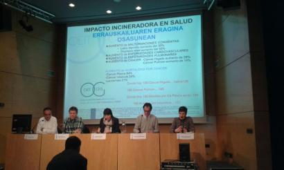 Errausketaren aurkako medikuek Diputazioari: �Beldurgarria da Biodonostiari egindako enkarguan esaten dena�