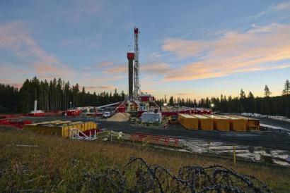 Baimena eman diote Repsoli Kanadan frackinga erabiltzen jarraitzeko, urtarrilean lurrikara bat eragin eta gero