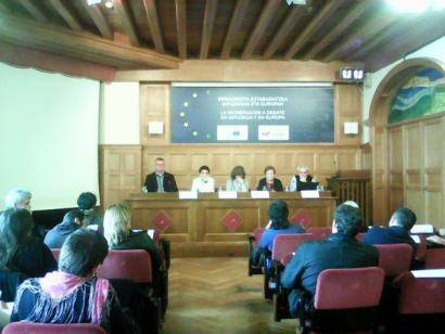 Roberto Bermejo: �Era bat inkoherentea da erraustegia jarri eta ekonomia zirkularraren alde dagoela esatea�