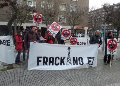 Kataluniako fracking legea bertan behera; EAEkoa hurrena?