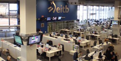 ETBren emisioa ziurtatu dadin eskatu du Nafarroako Parlamentuak