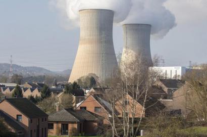 Iodo pilulak Belgikan, balizko istripu nuklearren prebentziorako