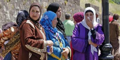Bi emakume estatubatuar ustez liberalak Marokon
