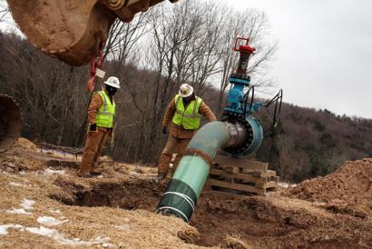 EAEko frackingaren legea baliogabetu du Espainiako Konstituzio Auzitegiak