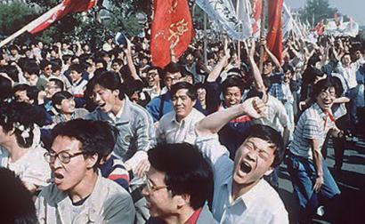 Txinak aske utziko du Tiananmengo protesten harira atxilotutako azken presoa