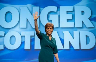 SNP alderdiak irabazi ditu Eskoziako bozak