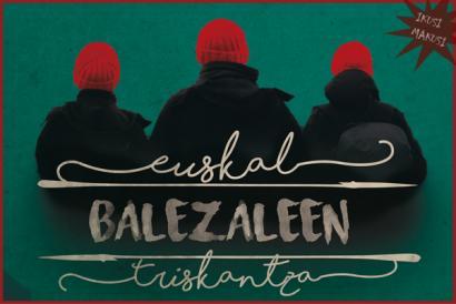 'Euskal balezaleen triskantza' dokumentala maiatzaren 12tik aurrera ikusi ahalko da