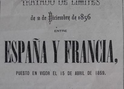 1856ko mugen itunean Nafarroan erregistratu ziren 272 mugarrien izenak ia denak euskarazkoak dira