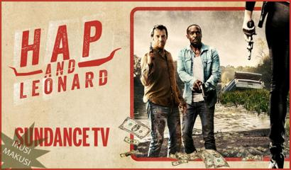 �Hap and Leonard�: urteko lehen sorpresa, Sundance Tv-ren eskutik