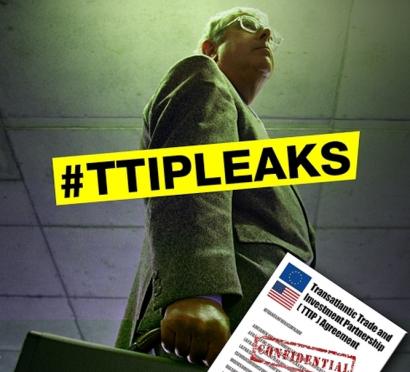 Nori egiten dio mesede TTIPen agirien filtrazioak?