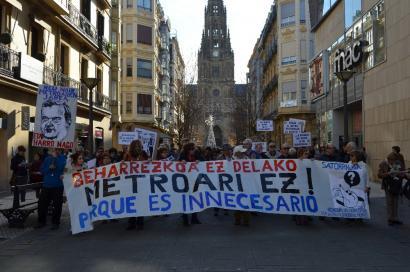 Kontxako hondartzan irudikatuko dute Donostiako metroaren