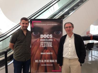 'Egunkaria'ren sorrerari buruzko 'Gaur irekiko ditu ateak' filma estreinatu dute Docs Barcelona jaialdian