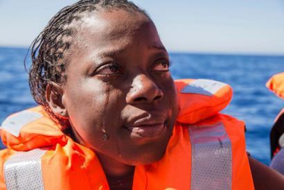 700 errefuxiatu baino gehiago hil dira Mediterraneo itsasoan azken astean