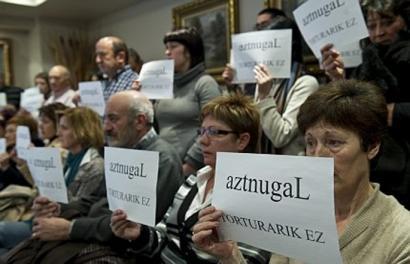 Estrasburgok zortzigarrenez zigortu du Espainia, tortura salaketak ez ikertzeagatik