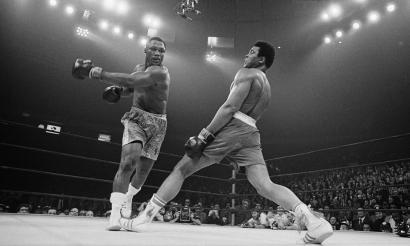 Muhammad Aliren boxeotik Gipuzkoa Zutikek ikas dezakeena